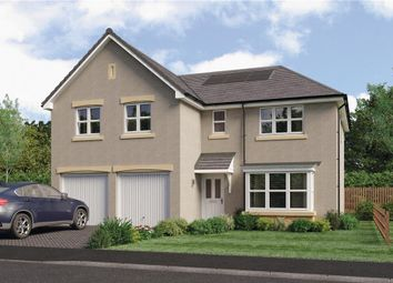 "Thumbnail 5 bed detached house for sale in ""Lockhart"" at Hawkhead Road, Paisley"