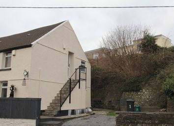 Thumbnail 2 bed flat to rent in Swansea Road, Hirwaun, Aberdare