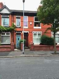 Thumbnail 3 bed terraced house to rent in Dorset Avenue, Fallowfield, Manchester