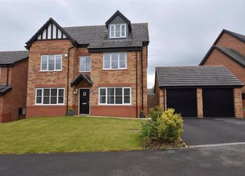 Thumbnail 5 bed detached house for sale in Clarence Drive, Northwich, Cheshire