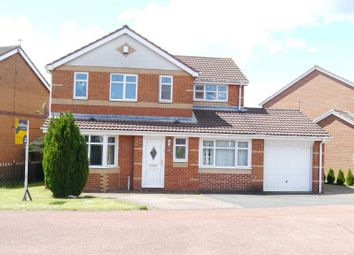 4 bed detached house for sale in Berrington Drive, Windsor Gardens, Newcastle Upon Tyne NE5