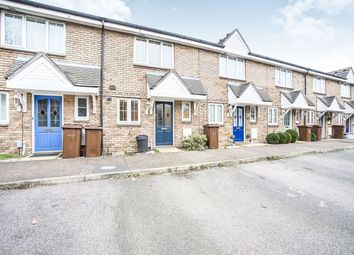 Thumbnail 2 bed terraced house for sale in Waterside Lane, Gillingham
