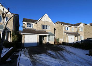 Thumbnail 4 bed detached house for sale in Rosehip Rise, Clayton, Bradford, West Yorkshire