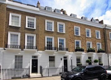 Thumbnail 4 bedroom town house for sale in Rawlings Street, Chelsea, London