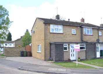 Thumbnail 2 bed end terrace house for sale in Coxdean, Epsom