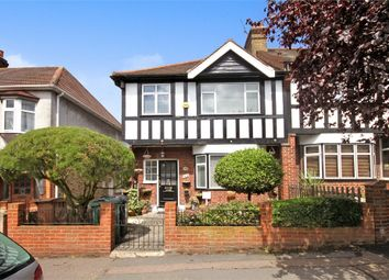 Thumbnail 3 bed end terrace house for sale in Belle Vue Road, Walthamstow, London
