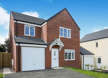 Thumbnail 4 bedroom detached house for sale in Speckled Wood Drive, Carlisle