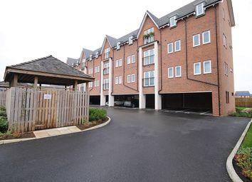 Thumbnail 2 bedroom flat for sale in Rose Creek Gardens, Great Sankey, Warrington