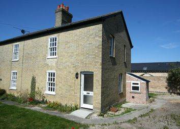Thumbnail 3 bed semi-detached house to rent in New Road, Melbourn, Royston, Cambridgeshire