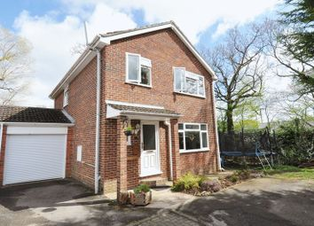 Thumbnail 4 bedroom detached house for sale in Poplar Drive, Marchwood, Southampton