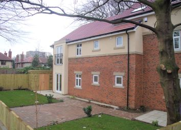Thumbnail 2 bed flat for sale in Scott Hall Way, Leeds