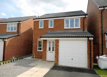 Thumbnail 3 bed detached house for sale in St Thomas Court, Stanley, Crook, Co Durham