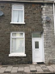 Thumbnail 2 bed terraced house to rent in Bwllfa Road, Aberdare