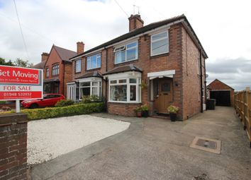 Thumbnail 3 bed semi-detached house for sale in Belton Road, Whitchurch