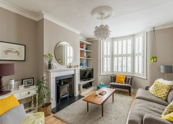 Thumbnail 2 bed terraced house for sale in Newbury Road, London