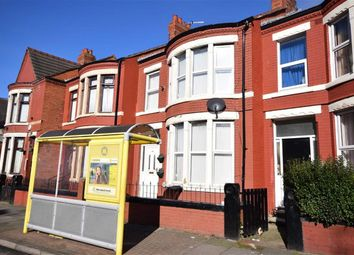 Thumbnail 3 bed terraced house to rent in Poulton Road, Wallasey, Merseyside