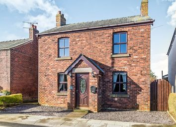 Thumbnail 3 bed detached house for sale in Lancaster Road, Pilling, Preston