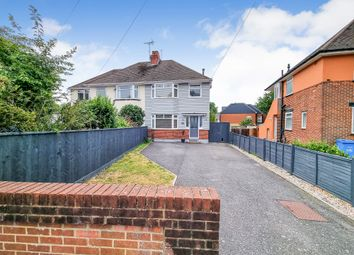 Thumbnail 3 bed semi-detached house for sale in Wharfdale Road, Parkstone, Poole
