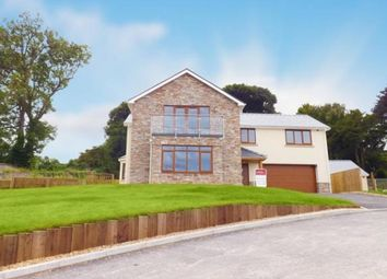 Thumbnail 5 bed detached house for sale in Stamford, Pen Y Pyllau, Milwr, Holywell