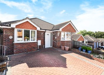 Thumbnail 3 bed detached bungalow for sale in Highsted Park, Peacehaven