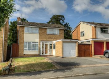 Thumbnail 3 bed detached house for sale in Fernhill Drive, Leamington Spa