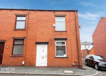 Thumbnail 2 bed end terrace house for sale in Stanley Street, Chadderton, Oldham, Lancashire