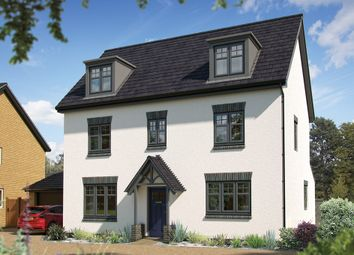 """Thumbnail 5 bed detached house for sale in """"The Yew"""" at Towcester Road, Silverstone, Towcester"""