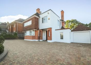 Thumbnail 5 bed detached house to rent in Hendon Avenue, Finchley N3,