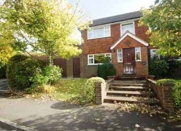 Thumbnail 4 bed detached house for sale in Mill Close, Lower Beeding, Horsham, West Sussex