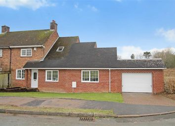 Thumbnail 3 bed semi-detached house for sale in Artillery Road, Park Hall, Oswestry