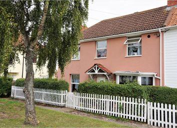 Thumbnail 3 bedroom end terrace house for sale in Kings Road, Aylesham, Canterbury