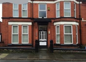 Thumbnail 6 bed shared accommodation to rent in Norwich Road, Wavertree Liverpool