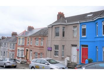 Thumbnail 4 bedroom town house for sale in Kinross Avenue, Plymouth