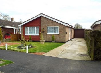 Thumbnail 2 bed detached bungalow for sale in Acacia Avenue, Ashill, Thetford
