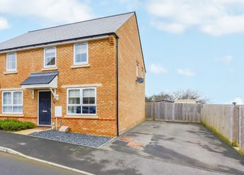 Thumbnail 3 bed semi-detached house for sale in Cabot Road, Yeovil, Somerset