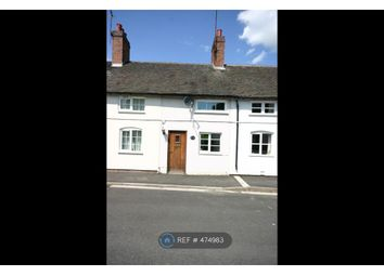 Thumbnail 1 bed terraced house to rent in The Row, Salt, Stafford