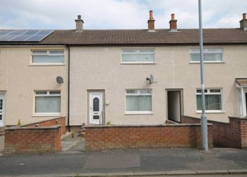 Thumbnail 2 bed terraced house for sale in Alton Avenue, Tarbolton, Mauchline
