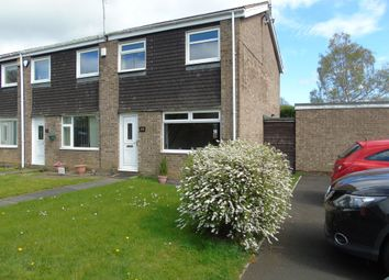 Thumbnail 3 bed terraced house for sale in Clifton Court, Kingston Park, Newcastle Upon Tyne