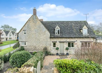 The Hill, Burford, Oxfordshire OX18. 3 bed end terrace house for sale