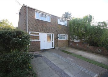 Thumbnail 2 bedroom end terrace house for sale in Lingwood, Bracknell