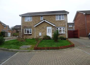 Thumbnail 2 bed semi-detached house for sale in East Cowes, Isle Of Wight, Portsmouth