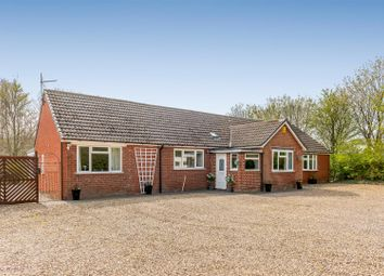 Thumbnail 4 bed detached bungalow for sale in Watling Street, Grendon, Atherstone