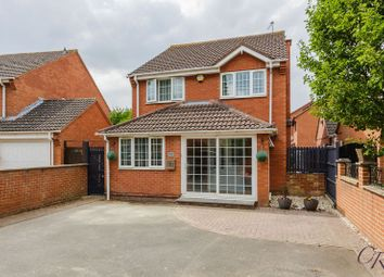 Thumbnail 4 bedroom detached house for sale in Village Road, Cheltenham