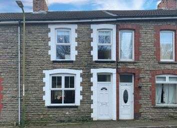 Thumbnail 3 bed terraced house for sale in Van Terrace, Caerphilly, Caerphilly