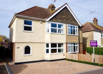 Thumbnail 4 bed semi-detached house for sale in Pump Lane, Rainham, Gillingham