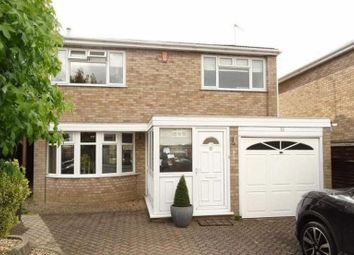 Thumbnail 4 bed detached house for sale in Lupin Close, Burbage, Hinckley