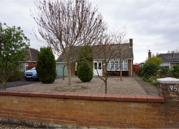Thumbnail 2 bed detached bungalow for sale in Blackthorn Lane, Boston