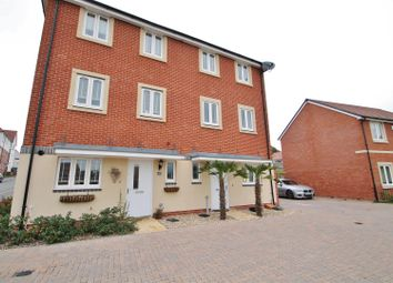 Thumbnail 4 bedroom town house for sale in St. Catherine Road, Basingstoke