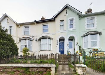 Thumbnail 3 bed terraced house for sale in Sanford Road, Chelston, Torquay