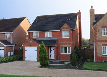 Caroline Close, Chipping Sodbury BS37. 4 bed detached house